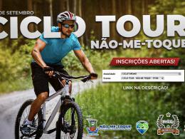 Inscrições abertas para o 1° Ciclo Tour de Não-Me-Toque