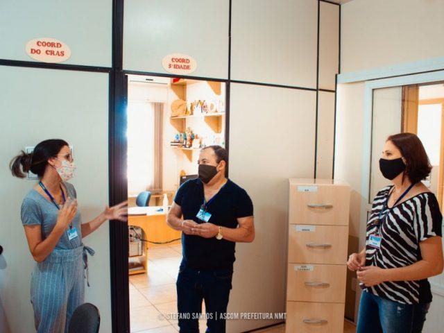 Assistência Social anuncia retorno das atividades do CEI para outubro